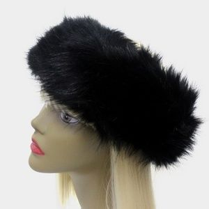 Faux Fur Earmuff Headband